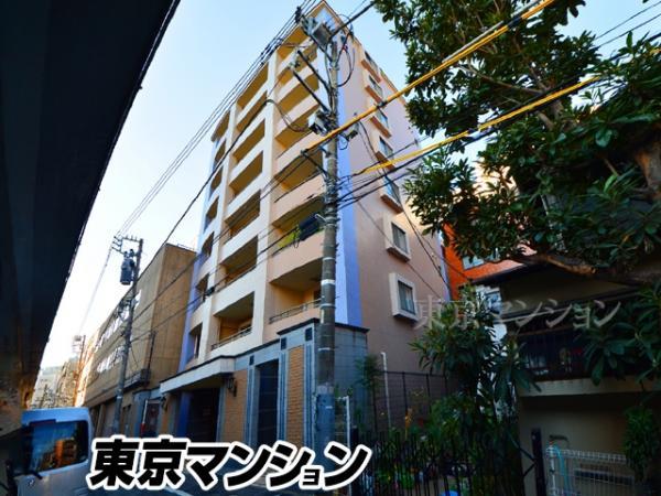 中古マンション 渋谷区渋谷3丁目 JR山手線渋谷駅 4700万円