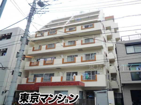 中古マンション 墨田区緑4丁目 都営新宿線菊川駅 2730万円