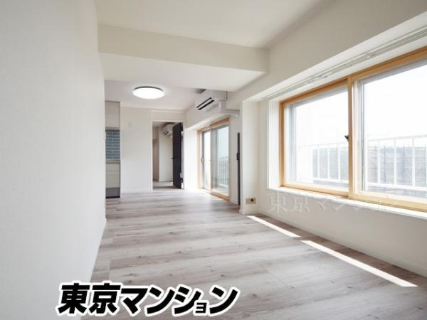 中古マンション 杉並区上荻4丁目 JR中央線西荻窪駅 2580万円