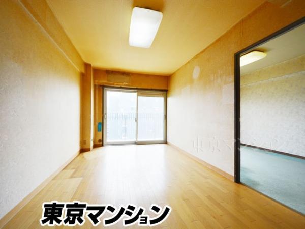 中古マンション 板橋区坂下3丁目 都営三田線蓮根駅 1950万円