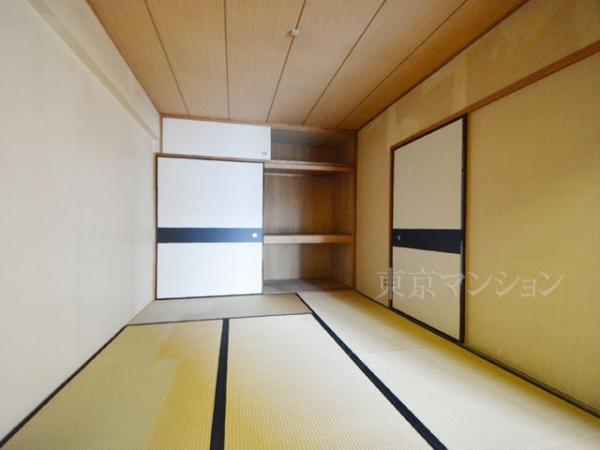 中古マンション 板橋区坂下3丁目 都営三田線蓮根駅 2190万円