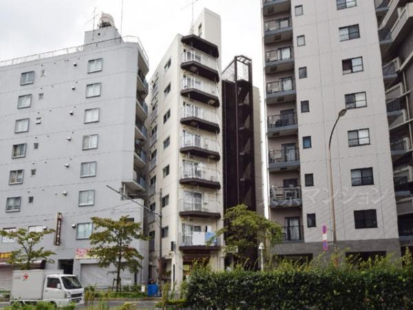 中古マンション 板橋区幸町5-15 東武東上線大山駅 2480万円