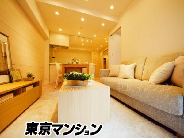 中古マンション 江東区亀戸6丁目 東武亀戸線亀戸駅 3680万円