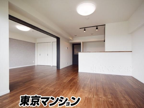 中古マンション 板橋区坂下3丁目 都営三田線蓮根駅 2080万円