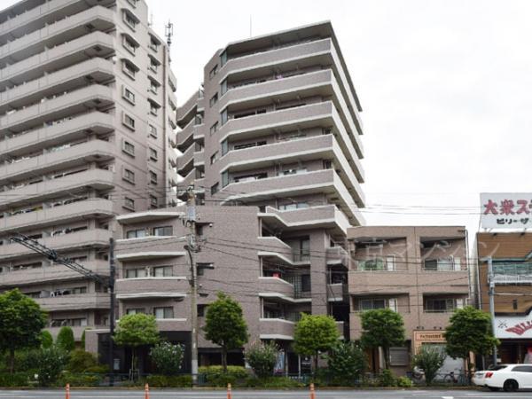 中古マンション 墨田区立花5丁目 東武亀戸線小村井駅 4499万円