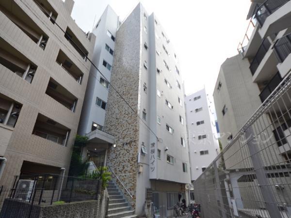 中古マンション 渋谷区桜丘町 JR山手線渋谷駅 4399万円