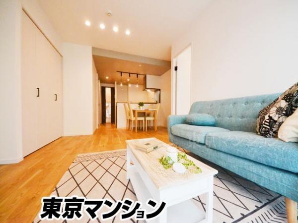 中古マンション 江東区越中島3丁目 JR京葉線越中島駅 4180万円
