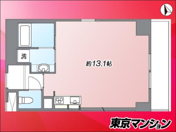 中古マンション 台東区浅草2丁目 つくばエクスプレス浅草駅 2380万円