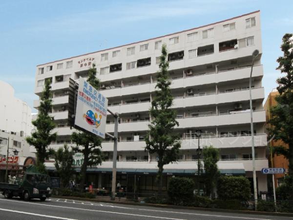 中古マンション 中野区中央5丁目 丸の内線新中野駅 2890万円