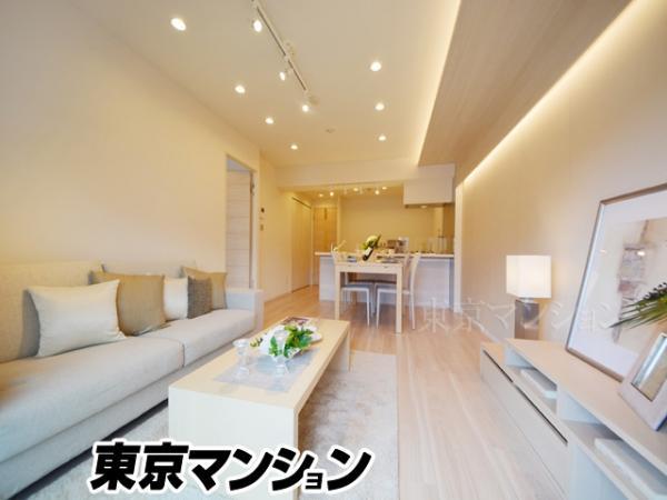 中古マンション 江東区越中島1丁目 JR京葉線越中島駅 6780万円