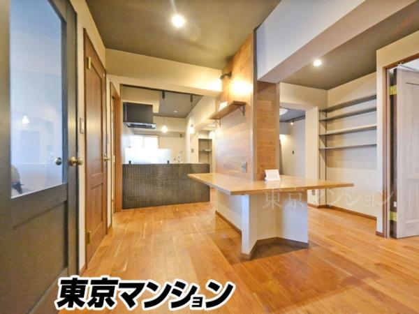 中古マンション 渋谷区円山町 JR山手線渋谷駅 3780万円