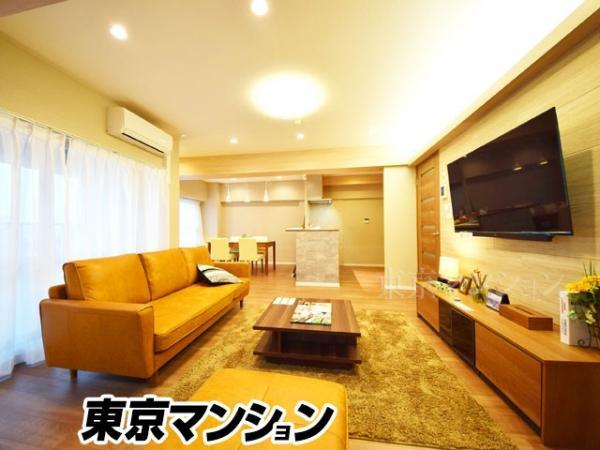 中古マンション 台東区今戸2丁目 銀座線浅草駅 3680万円