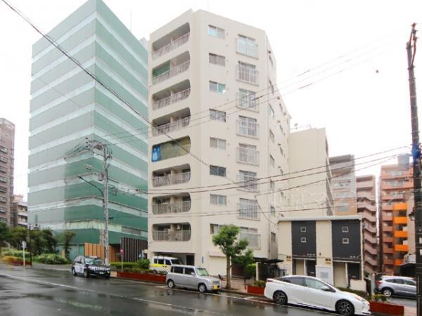 中古マンション 大田区西蒲田7丁目 東急池上線蓮沼駅 2280万円