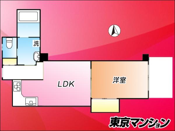 中古マンション 品川区大崎4丁目 JR山手線五反田駅 3000万円