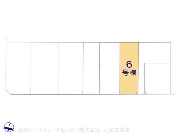 新築戸建 埼玉県鴻巣市新宿1丁目33 JR高崎線行田駅駅 2790万円