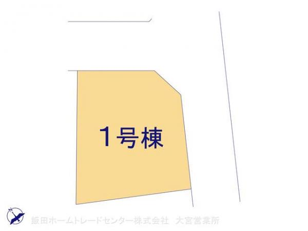 新築戸建 埼玉県鴻巣市箕田3852-8 JR高崎線鴻巣駅駅 1580万円