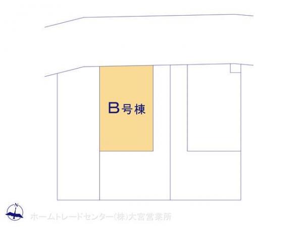 新築戸建 埼玉県さいたま市北区奈良町88 JR高崎線宮原駅駅 2490万円