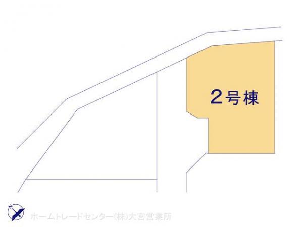新築戸建 埼玉県鴻巣市加美3丁目2-37 JR高崎線鴻巣駅駅 2599万円