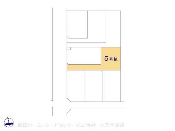 新築戸建 埼玉県鴻巣市下忍3966 JR高崎線吹上駅駅 1890万円