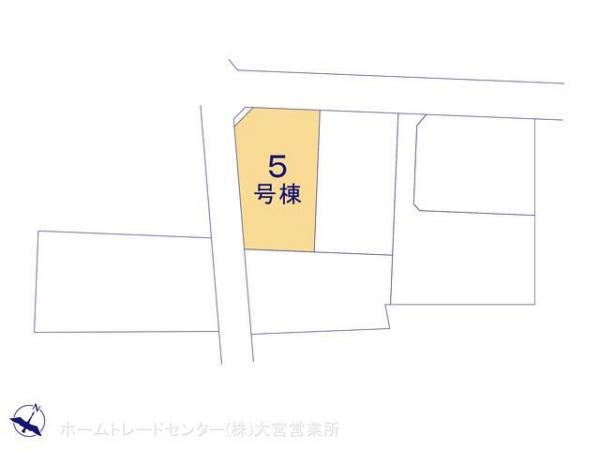 新築戸建 埼玉県鴻巣市屈巣2470-1 JR高崎線鴻巣駅駅 2180万円