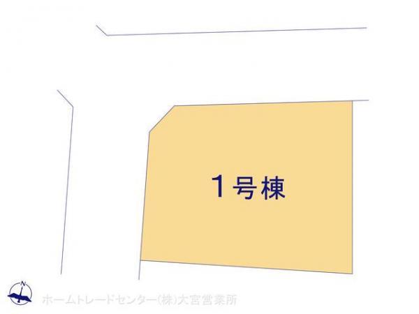 新築戸建 埼玉県上尾市向山1丁目26-5 JR高崎線上尾駅駅 2380万円