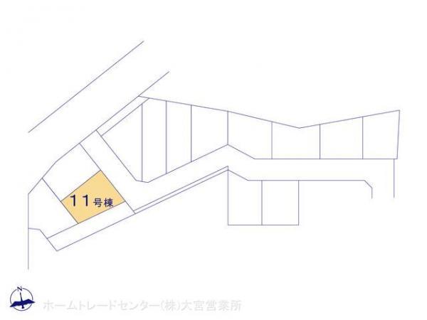 新築戸建 埼玉県さいたま市西区大字西遊馬2021-1 JR川越線指扇駅駅 3180万円