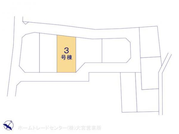 新築戸建 埼玉県鴻巣市松原4丁目5 JR高崎線北本駅駅 2698万円