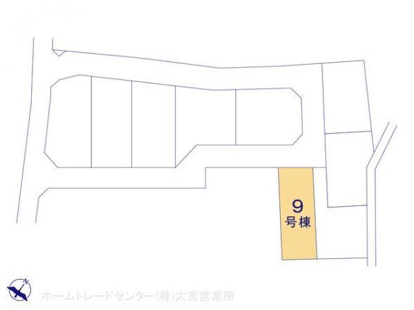 新築戸建 埼玉県鴻巣市松原4丁目5 JR高崎線北本駅駅 2598万円