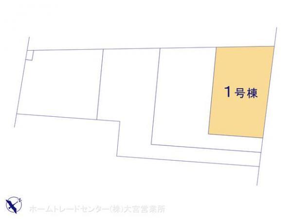 新築戸建 埼玉県鴻巣市箕田3821-1 JR高崎線鴻巣駅駅 2590万円