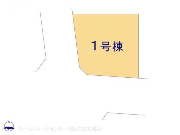 新築戸建 埼玉県鴻巣市堤町1232-53 JR高崎線鴻巣駅駅 2990万円