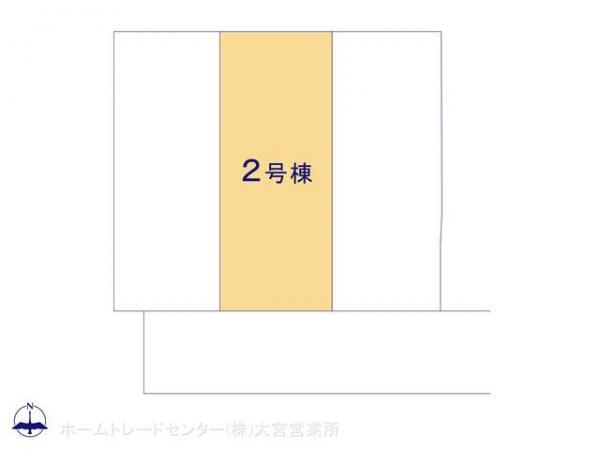 新築戸建 埼玉県鴻巣市榎戸517 JR高崎線吹上駅駅 2380万円