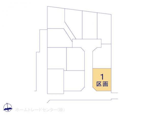 土地 東京都小金井市貫井北町3丁目9 JR中央線国分寺駅駅 4380万円