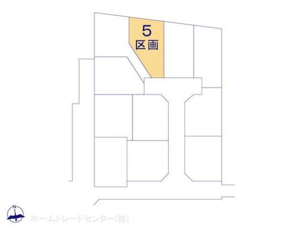 土地 東京都小金井市貫井北町3丁目9 JR中央線国分寺駅駅 3680万円