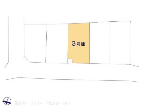新築戸建 東京都清瀬市中里5丁目555-1 西武池袋線清瀬駅駅 3180万円