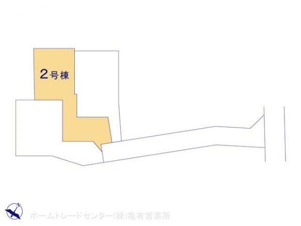 新築戸建 埼玉県三郷市番匠免1丁目132-8 JR武蔵野線三郷駅駅 2680万円