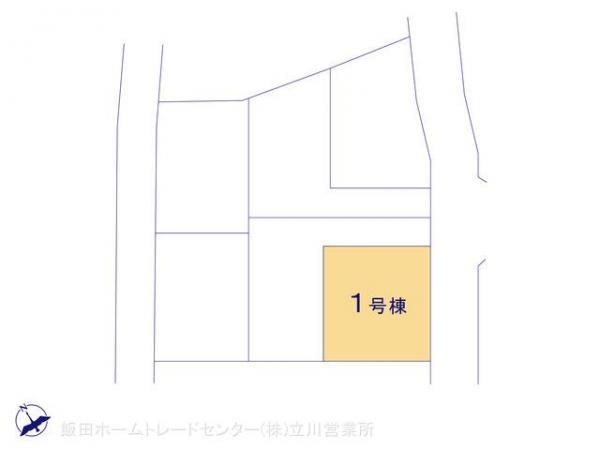 新築戸建 東京都青梅市塩船68-10 JR青梅線河辺駅駅 2080万円