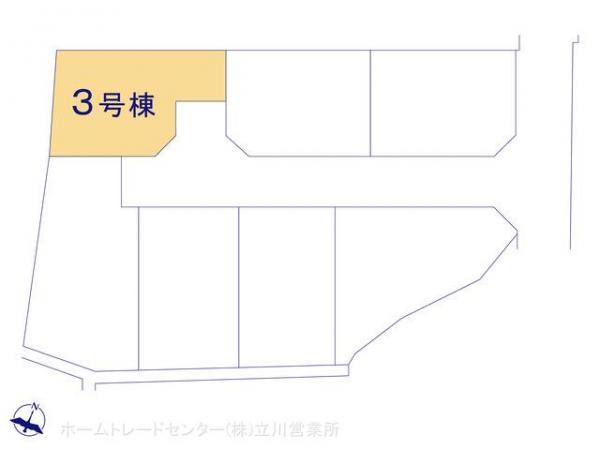 新築戸建 東京都青梅市梅郷1丁目59-9 JR青梅線日向和田駅駅 1580万円