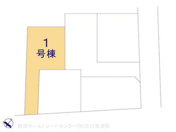 新築戸建 東京都八王子市東浅川町1-14 JR中央線西八王子駅駅 2380万円