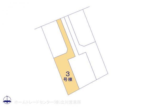 新築戸建 東京都八王子市東浅川町43-3 JR中央線高尾駅駅 2990万円