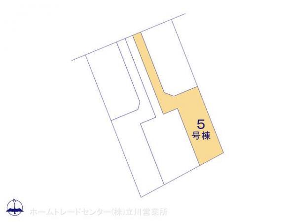 新築戸建 東京都八王子市東浅川町43-3 JR中央線高尾駅駅 2890万円