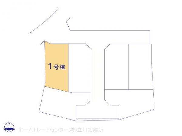 新築戸建 東京都青梅市師岡町2丁目80 JR青梅線東青梅駅駅 2680万円