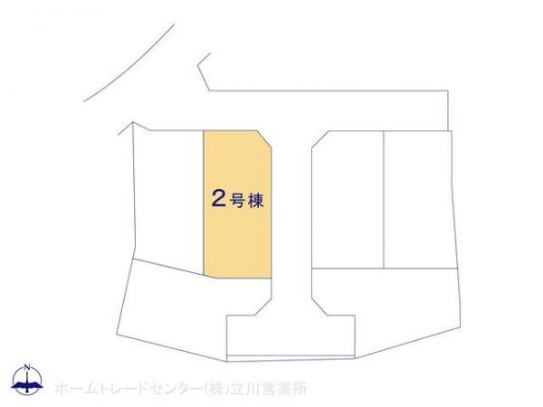 新築戸建 東京都青梅市師岡町2丁目80 JR青梅線東青梅駅駅 2780万円