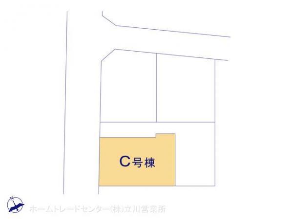 新築戸建 東京都昭島市中神町1170 JR青梅線中神駅駅 4580万円