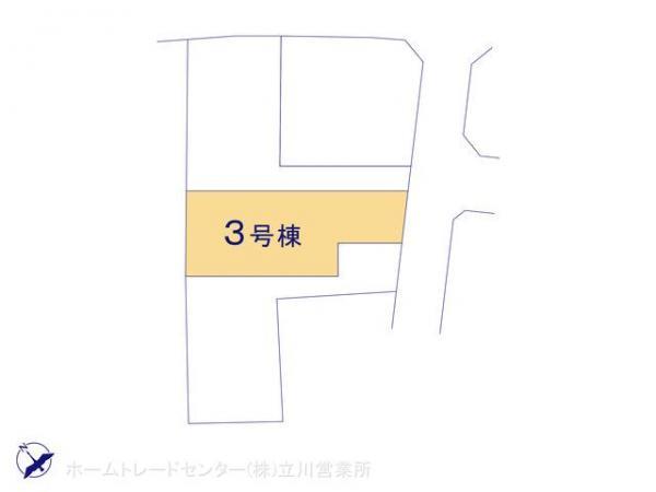 新築戸建 東京都青梅市柚木町3丁目629-1 JR青梅線軍畑駅駅 2000万円