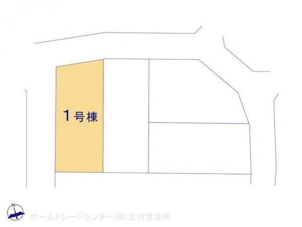 新築戸建 東京都八王子市上壱分方町13-3 JR中央線八王子駅駅 2250万円