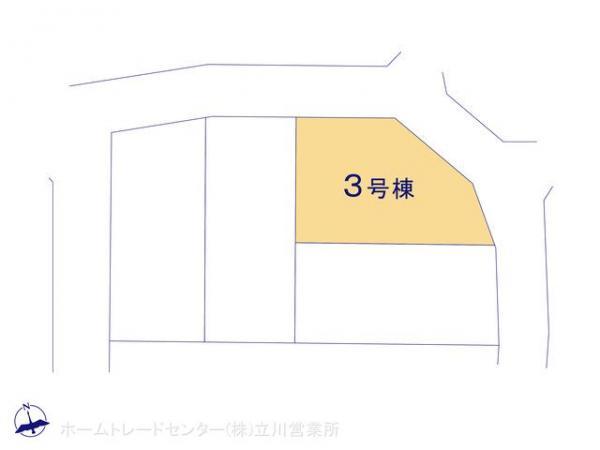 新築戸建 東京都八王子市上壱分方町13-3 JR中央線八王子駅駅 2180万円