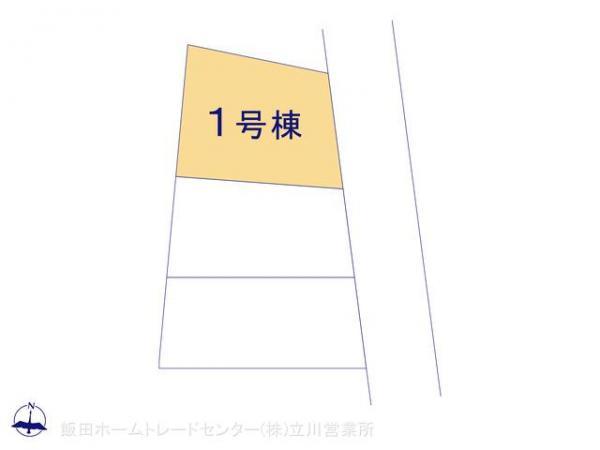 新築戸建 東京都青梅市東青梅5丁目13-3 JR青梅線河辺駅駅 2980万円