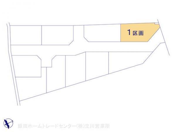 土地 東京都あきる野市高尾53 JR五日市線武蔵五日市駅駅 1130万円