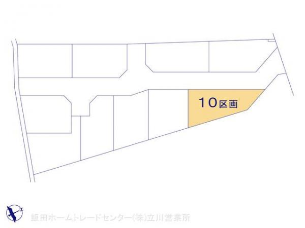 土地 東京都あきる野市高尾53 JR五日市線武蔵五日市駅駅 1080万円