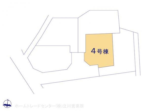 新築戸建 東京都八王子市裏高尾町650-9 JR中央線高尾駅駅 2480万円